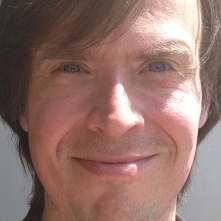 Portrait of Stefan Egger